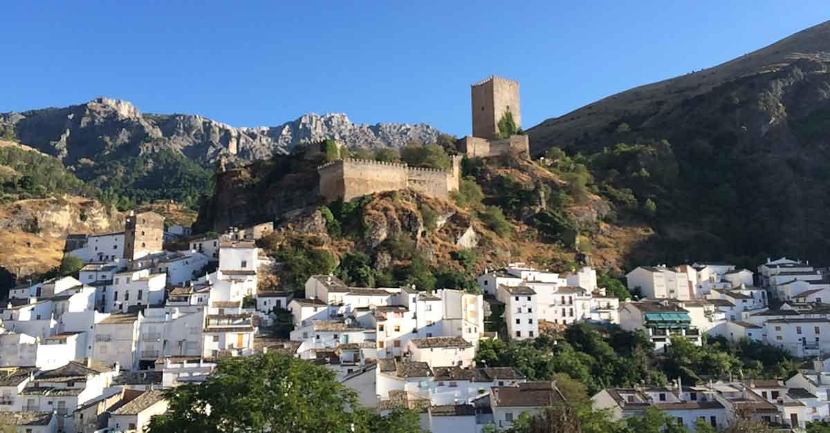 Städte in Andalusien