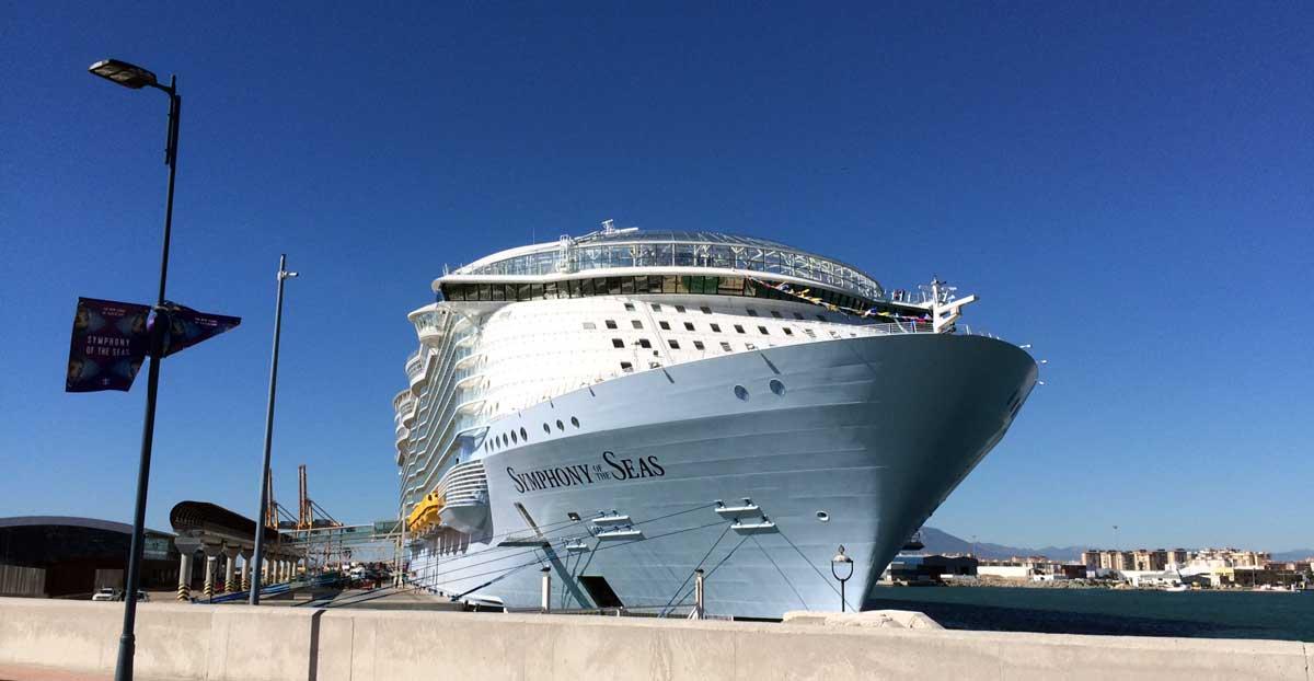 Kreuzfahrt Málaga: Symphonie of the Seas