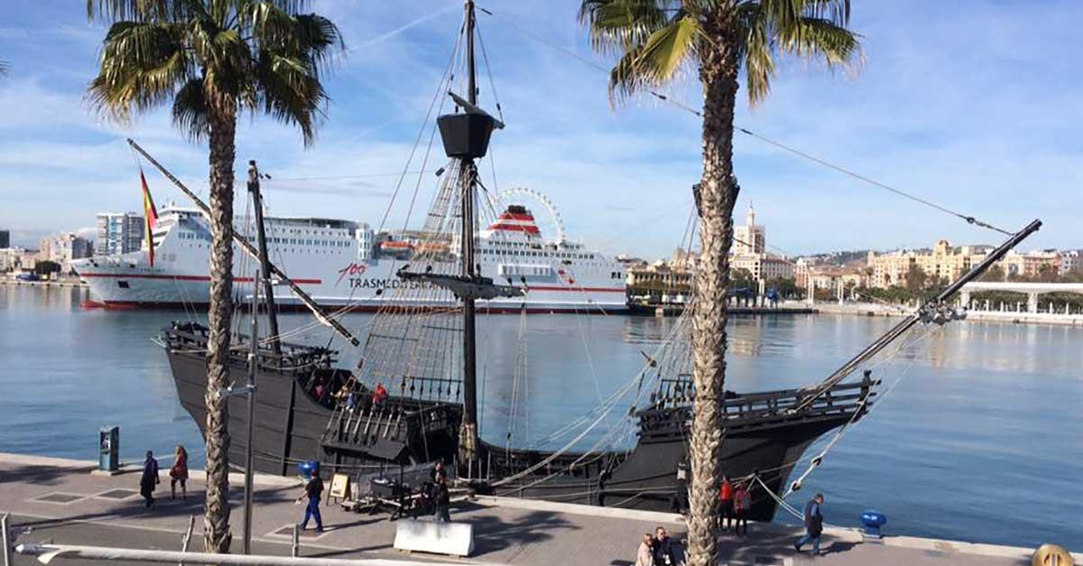 Kreuzfahrt Málaga
