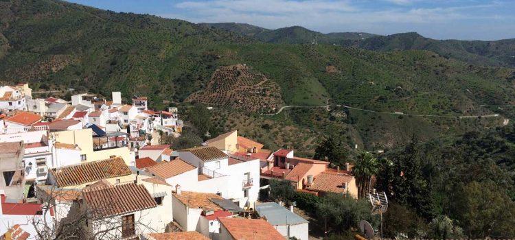 Olías – Das vergessene Dorf in den Montes de Málaga