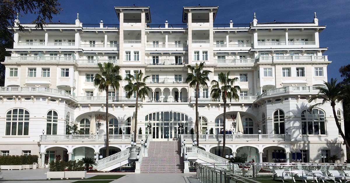 Hotel Miramar Malaga Luxushotel