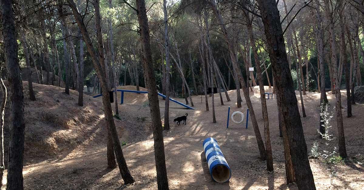 Hundepark El Morlaco Malaga