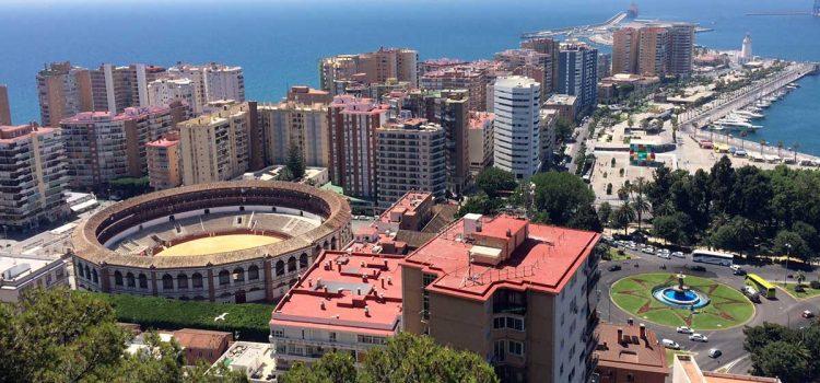 Stierkampfarena Málaga