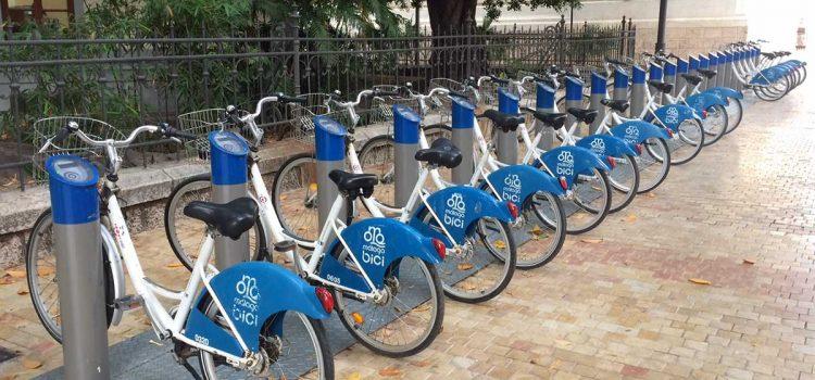 Das ganze Jahr Fahrrad mieten & fahren in Málaga für 6,90 Euro – So geht's!