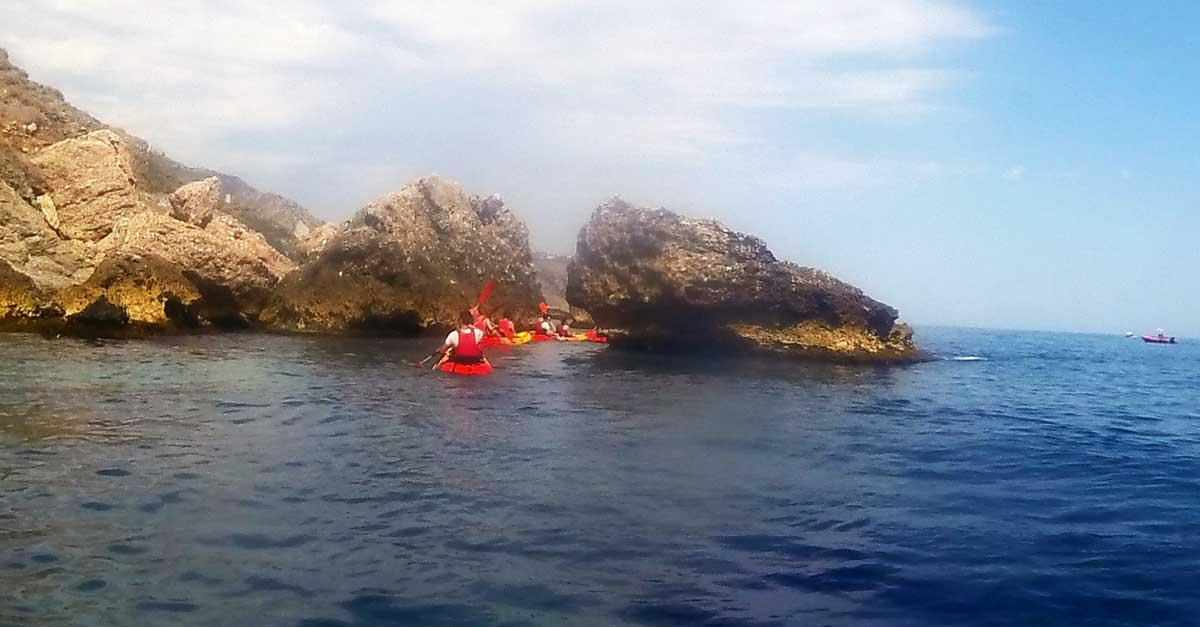 Maro Cerro Gordo, Nerja Aktivitäten
