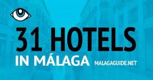 31 Hotels in Malaga