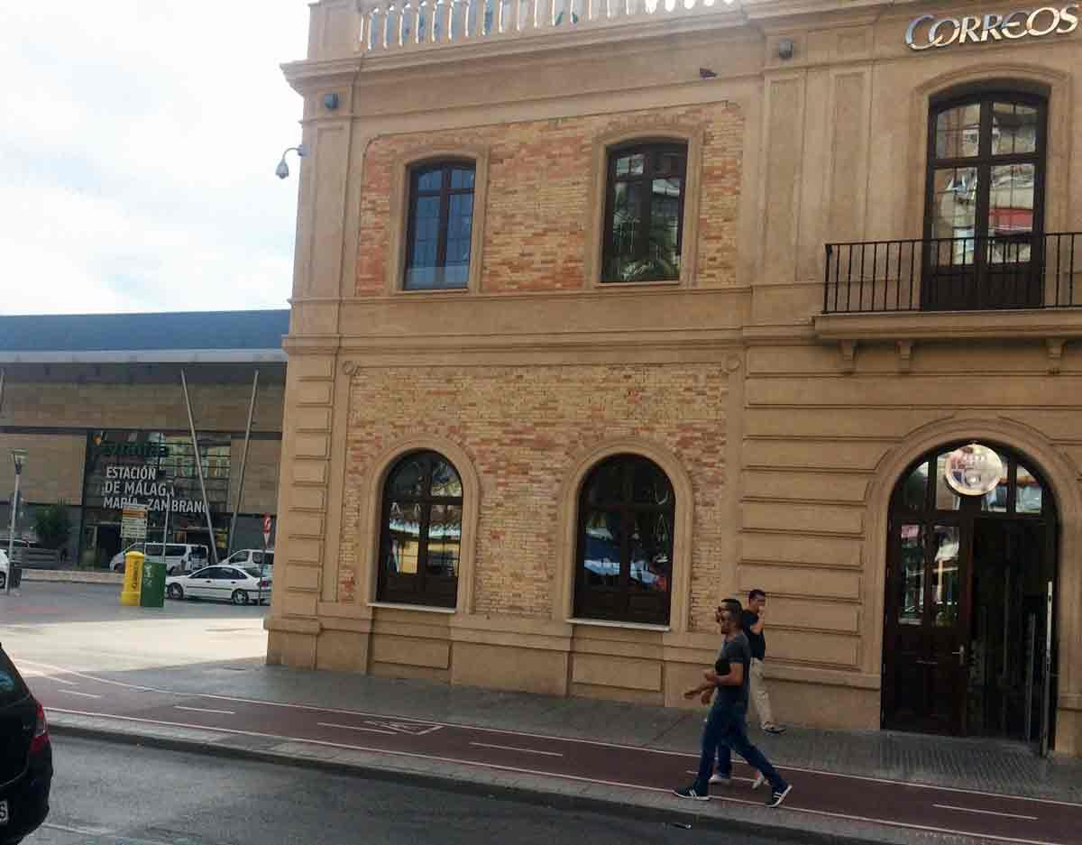 Hauptbahnhof Malaga