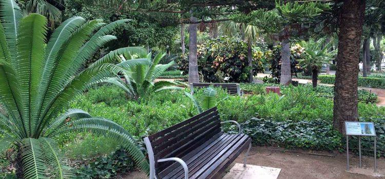 Park Parque de Malaga