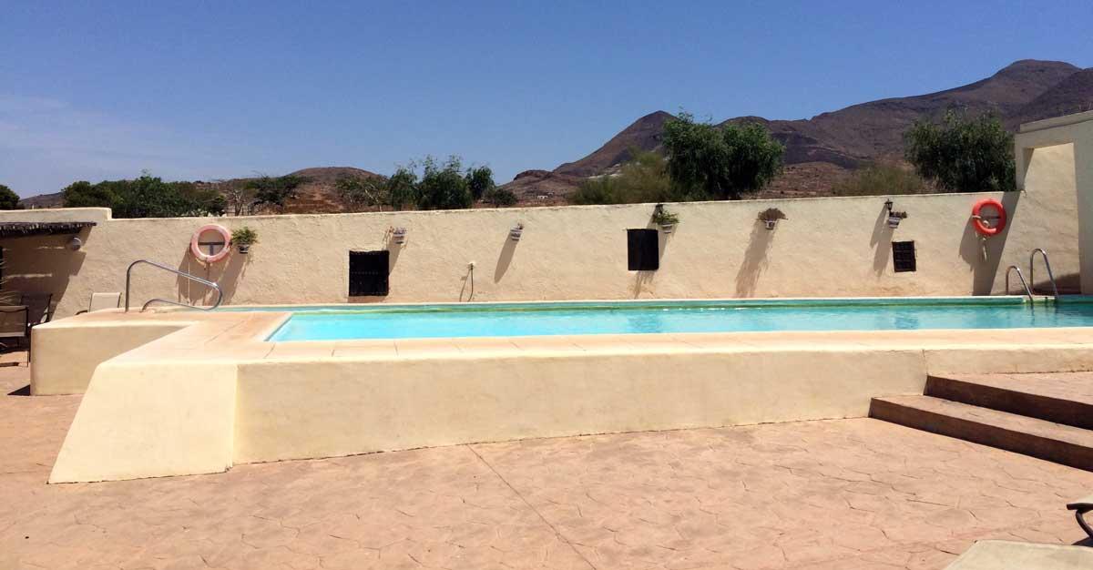 Western Ranch Hotel Cortijo El Sotillo: Pool