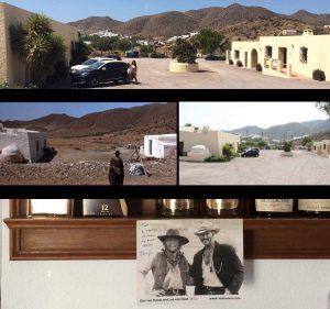 Lee Van Cleef, Western Ranch Cabo de Gata Cortijo El Sotillo