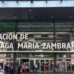 Bahnhof Málaga María Zambrano
