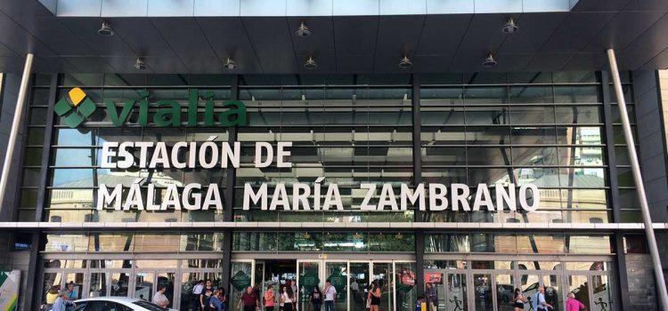 Bahnhof Málaga María Zambrano: Infos, Anbindung, Unterkunft Nähe Hauptbahnhof