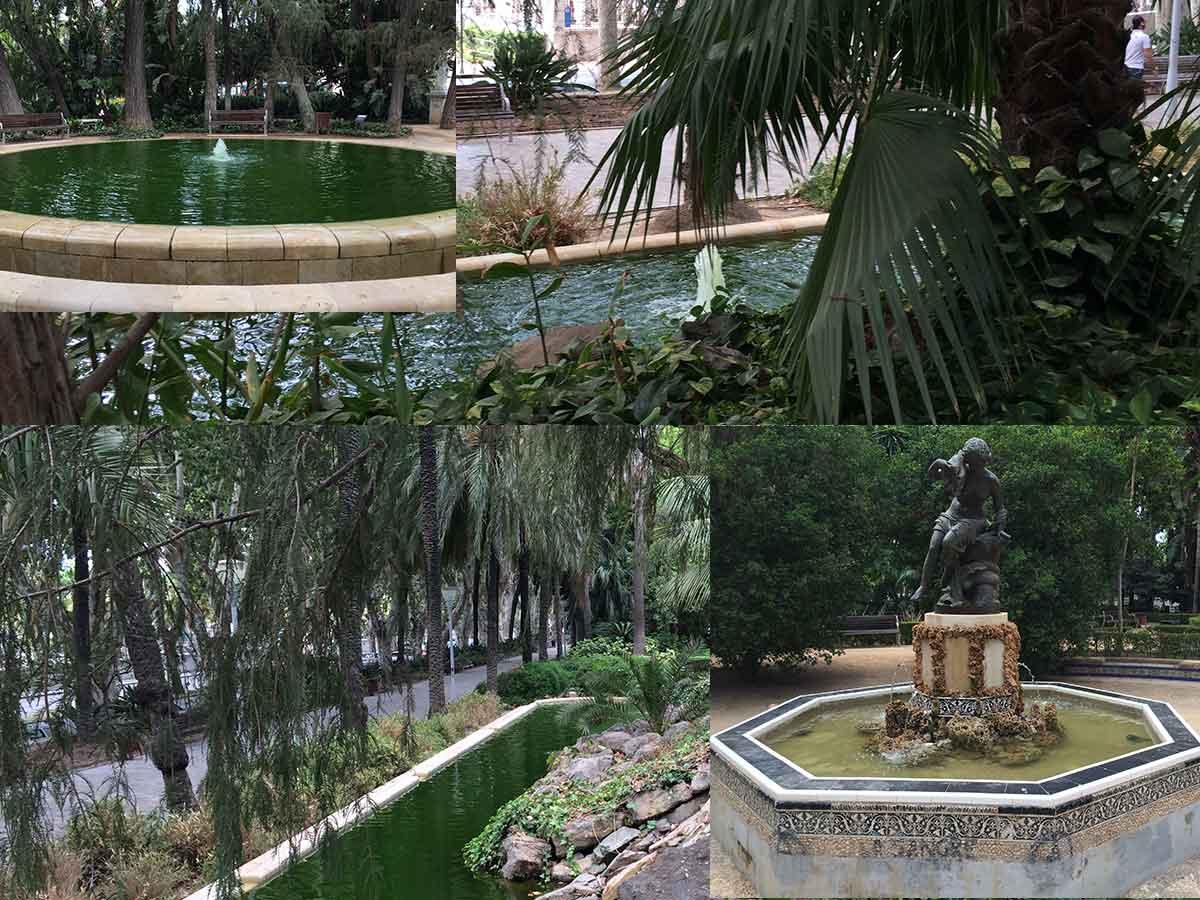 Stadtpark Malaga