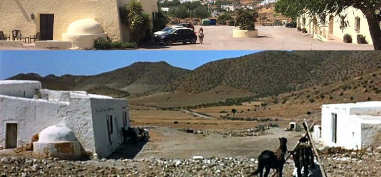 TOP GEHEIMTIPP: Übernachtung in Westernranch – Clint Eastwood in Cabo de Gata