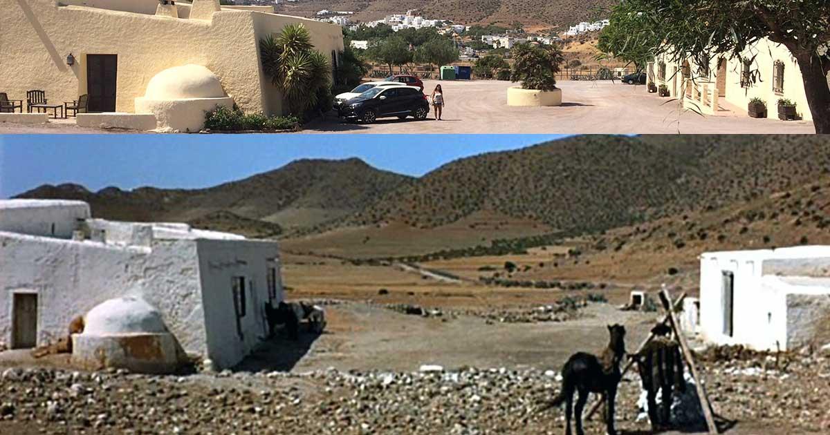 Cortijo El Sotillo in San Jose, Cabo de Gata, Almeria