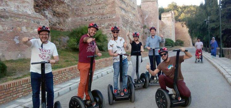 """Segway Málaga Tour: Jetzt günstig über Rabattcode """"MALAGA GUIDE"""" buchen!"""