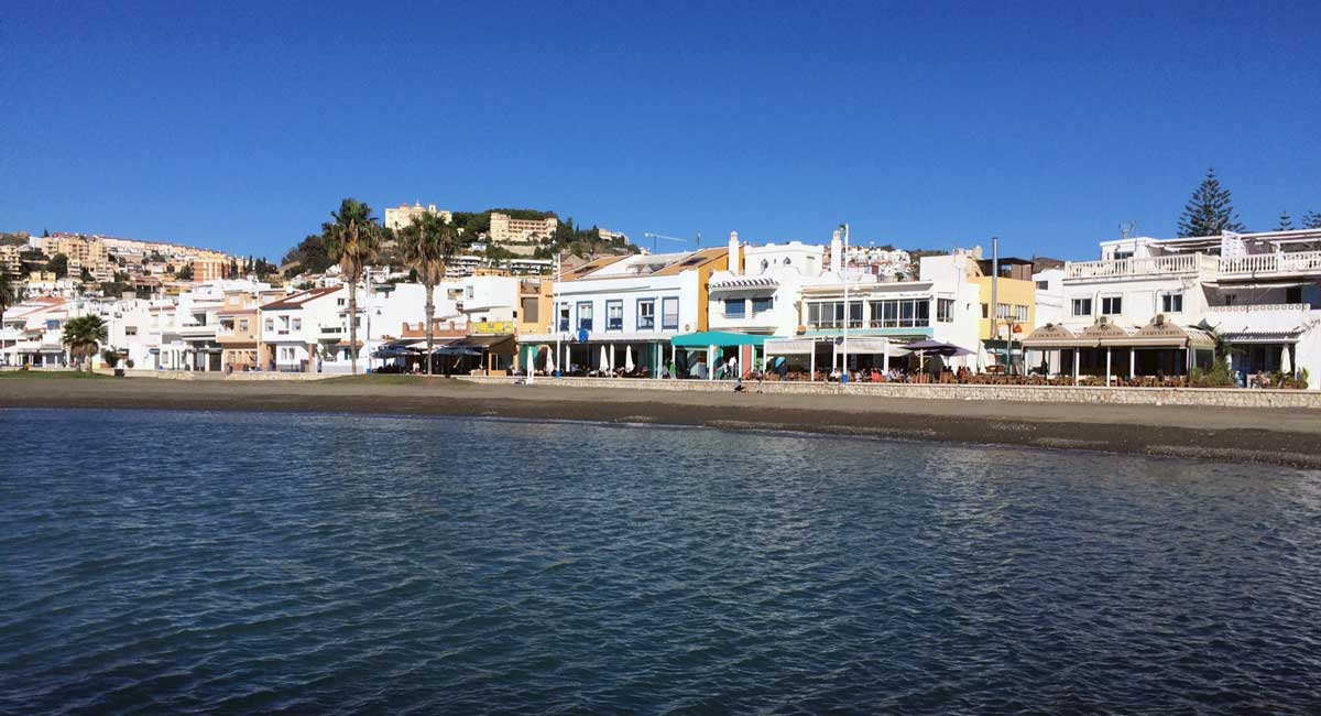 Beachhotel, Strandhotel in Malaga