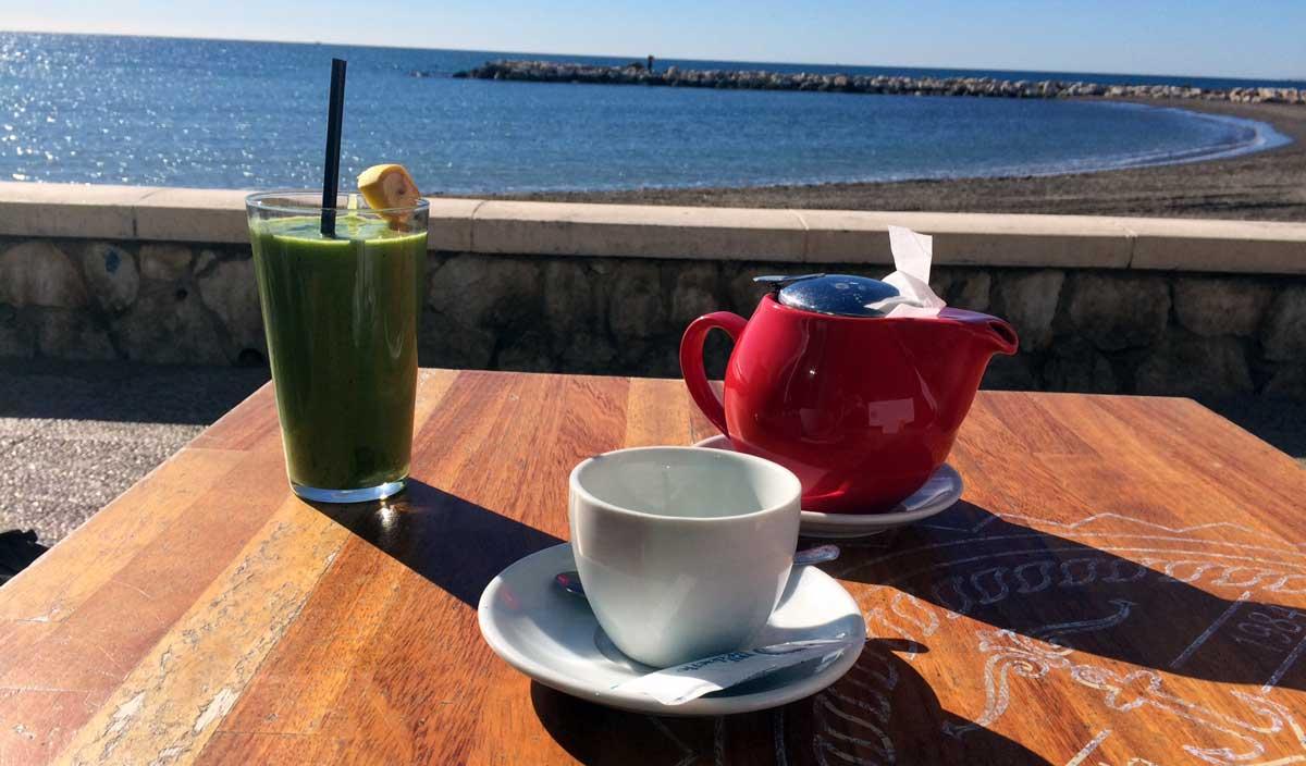 Strandhotel und Bar La Chancla Malaga
