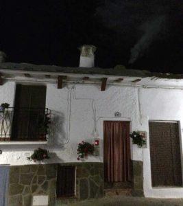 Nachtidylle in Trevelez
