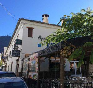 Hotel in Trevelez