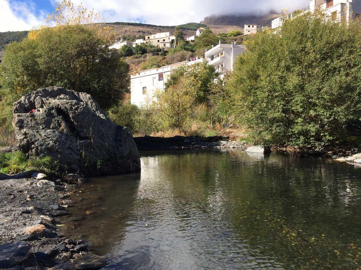 Rio Trevelez Wandern