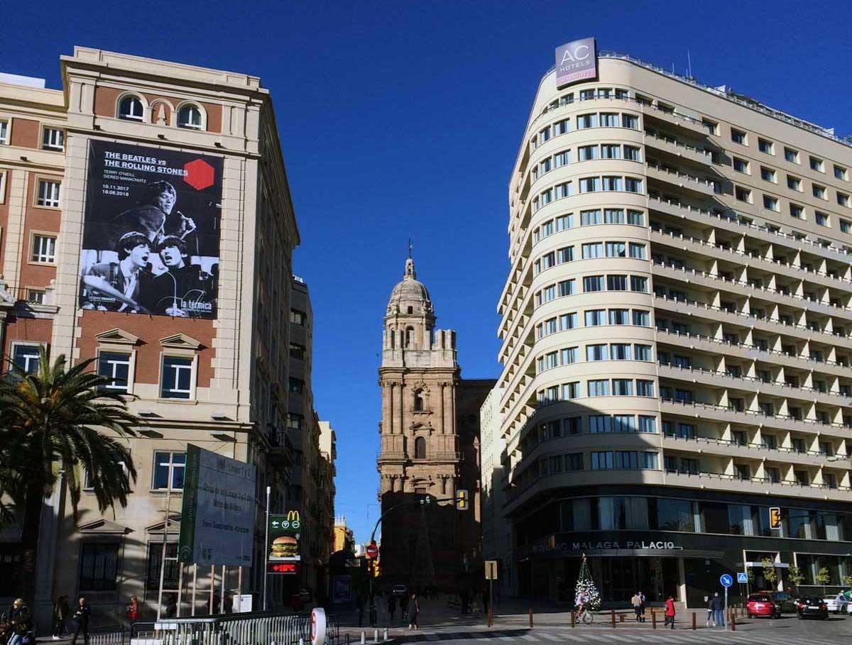 Malaga Hotel Tipp AC Hotel