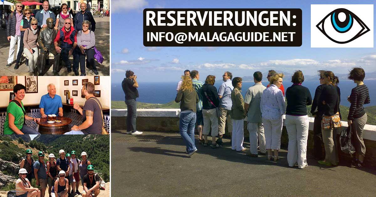 Geführte Touren durch Andalusien