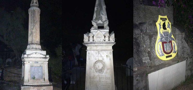 Englischer Friedhof Malaga