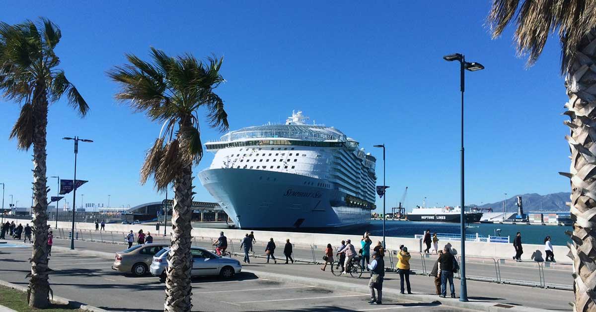 Málaga Kreuzfahrt Ausflüge