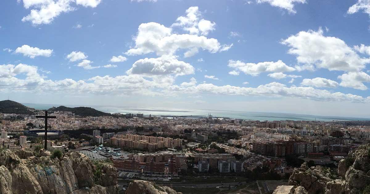 Monte Coronado Málaga